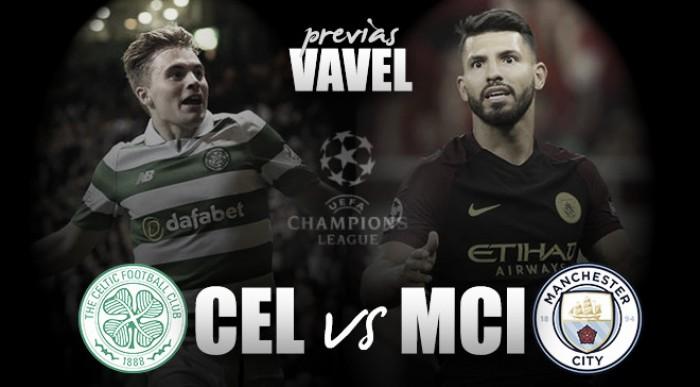Previa Celtic - Manchester City: la prueba escocesa