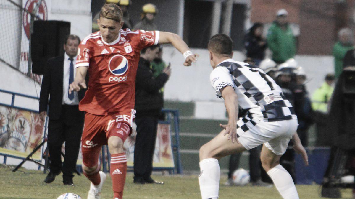 Datos que dejó la derrota del América 2-1 en Tunja ante Boyacá Chicó