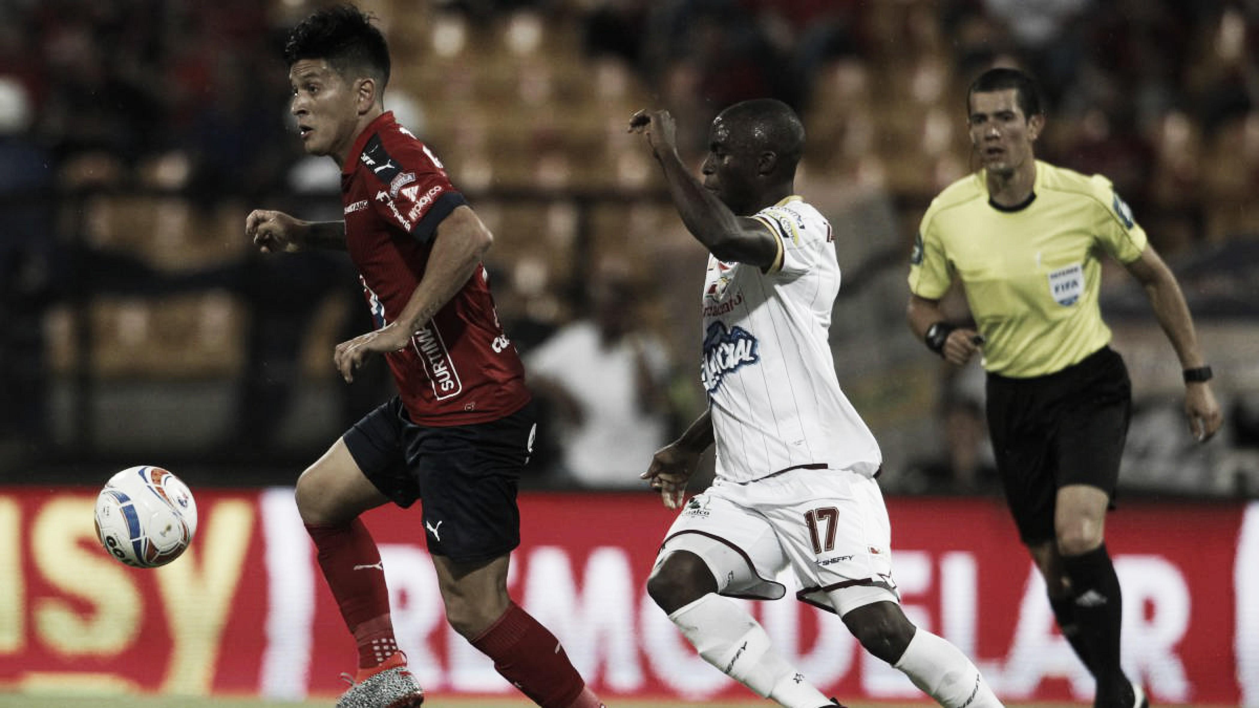 Convocados en el Independiente Medellín para enfrentar a Deportes Tolima