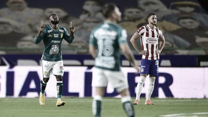 León es el primer finalista al derrotar a Chivas