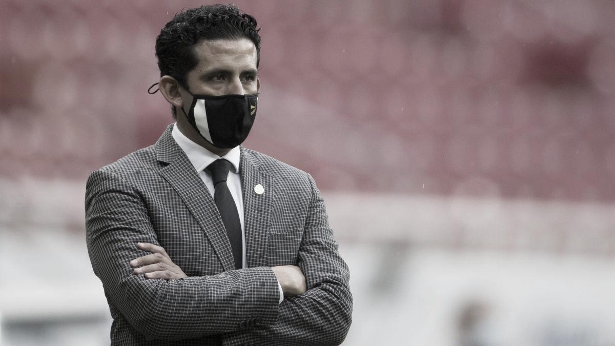 """Edgar Mejía: """"Daremos la vida para ganar esa copa"""""""