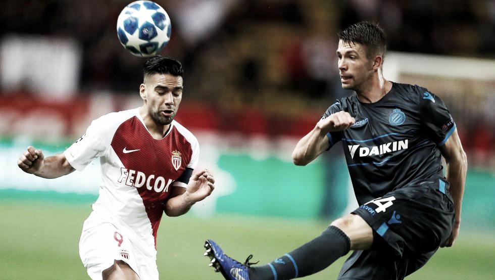El Mónaco tocado y hundido en la Champions League