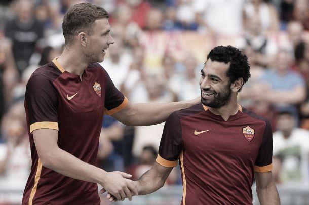 Roma announce permanent deals: Dzeko, Salah and Falque
