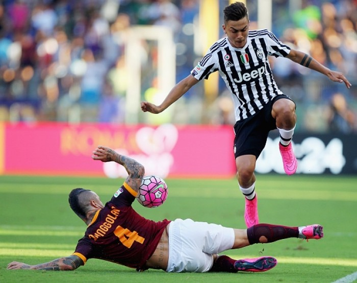 Juventus - Roma, i precedenti in A