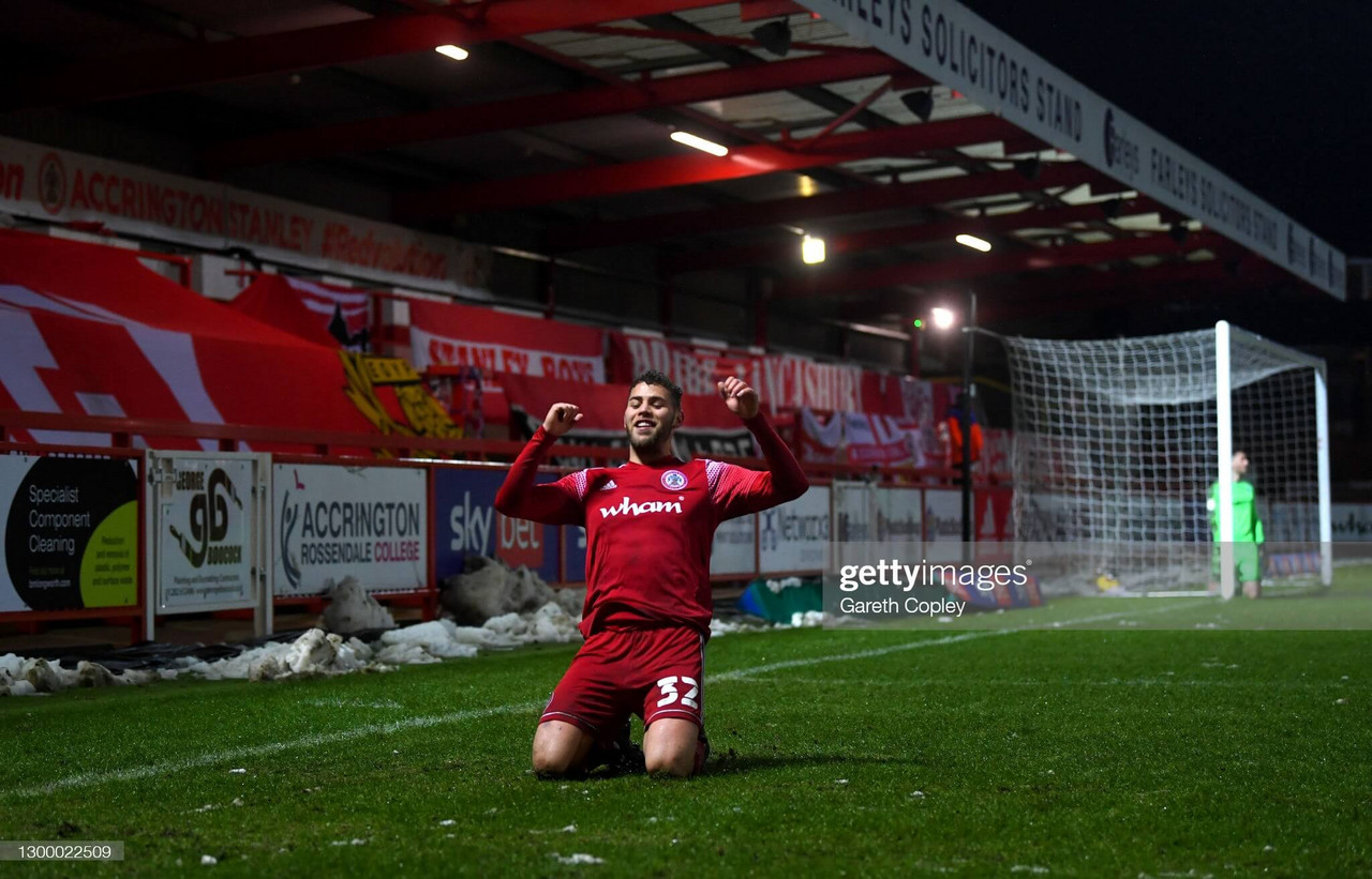 Sky Bet League One round-up: Super six from Accrington, Portsmouth back to winning ways & Swindon out of the relegation zone