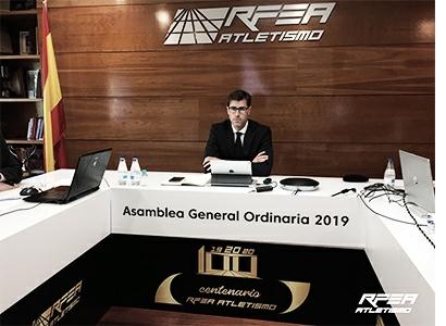 Confirmado el calendario de la RFEA para 2020