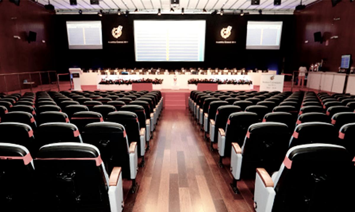 Todo listo para la Asamblea General de la RFEF