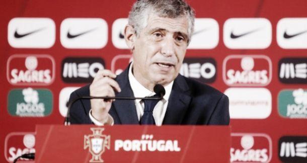 Fernando Santos: ''Estoy convencido de que ganaremos en Dinamarca''