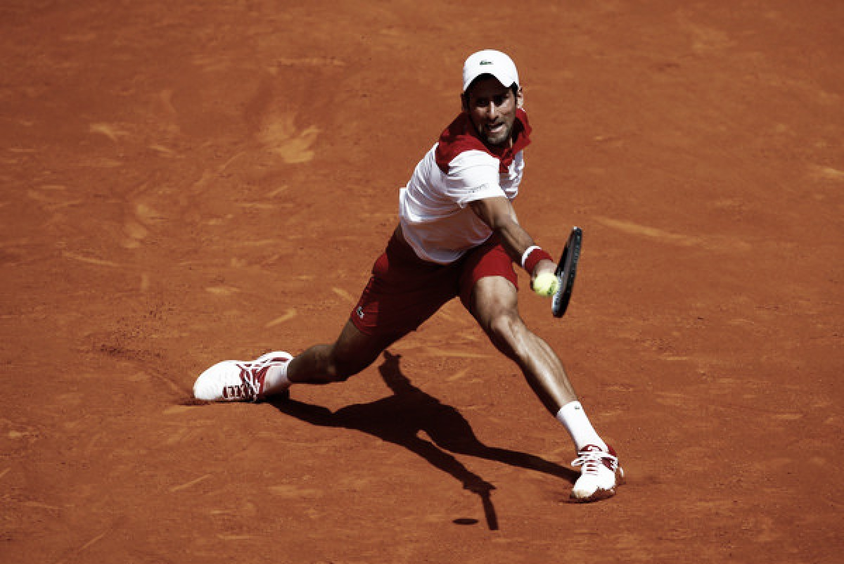 ATP Monte Carlo: Novak Djokovic survives Borna Coric test