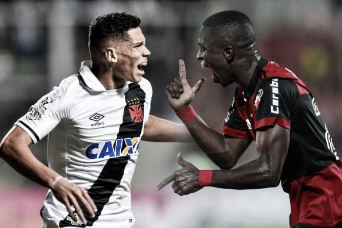Garotada: apesar de veteranos, jovens jogadores de Flamengo e Vasco se destacam em 2017