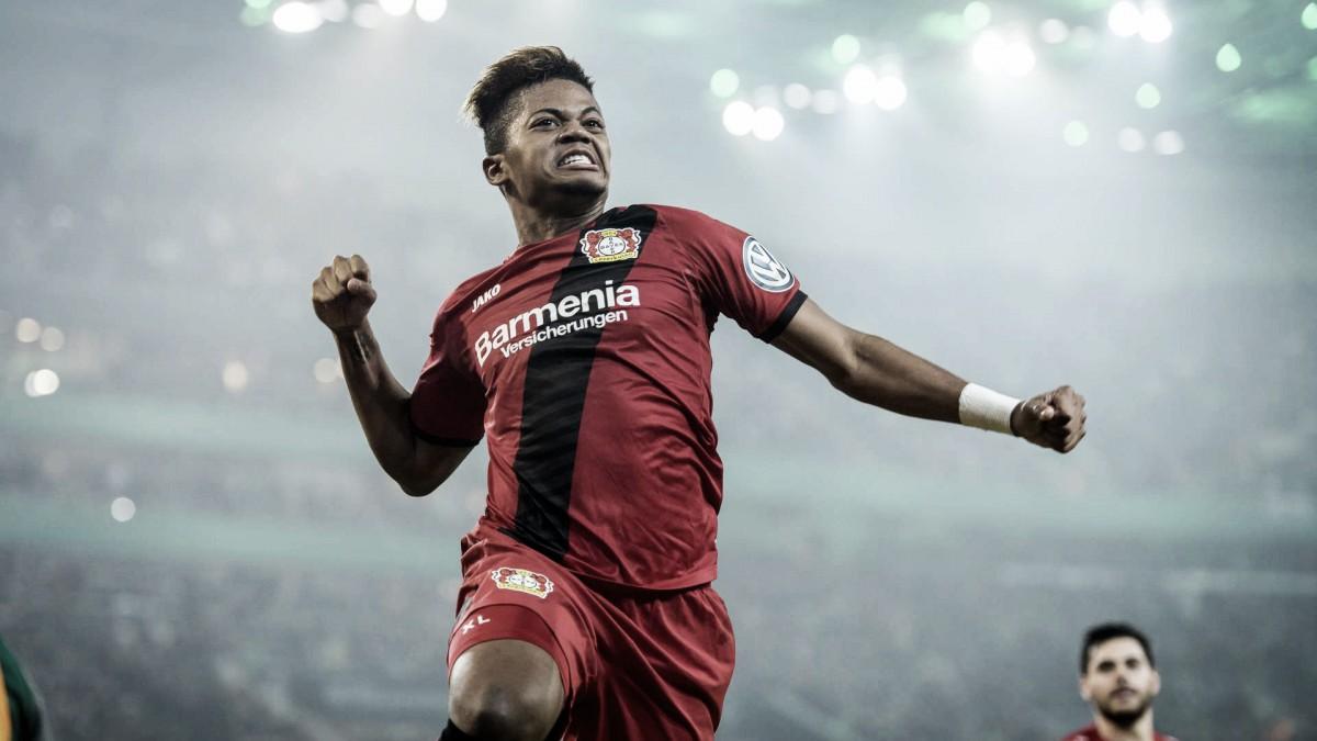 Bayer Leverkusen prorroga contrato com atacante Leon Bailey até 2023