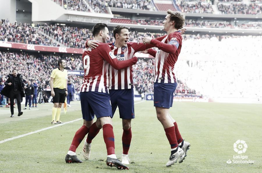 Un rocoso Atlético de Madrid visitará Zorrilla