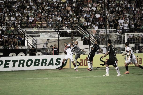 ASA arranca empate do Vitória em Salvador e reedita duelo de 2002 com Palmeiras pela Copa do Brasil