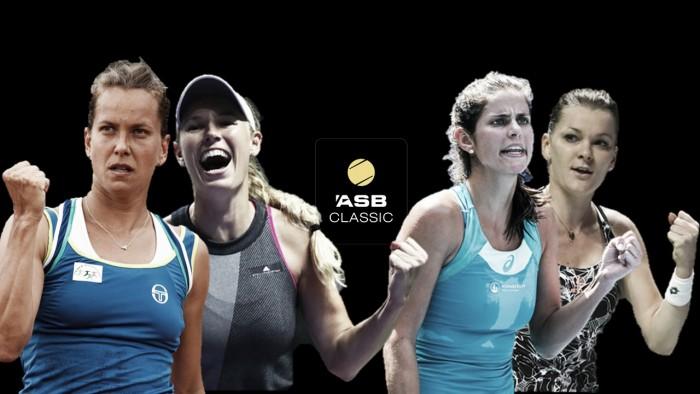 WTA Auckland: Caroline Wozniacki and Julia Goerges headlines entry list