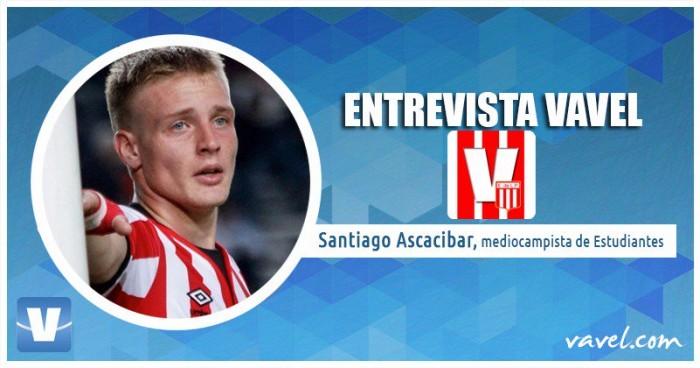 Entrevista exclusiva a Santiago Ascacibar
