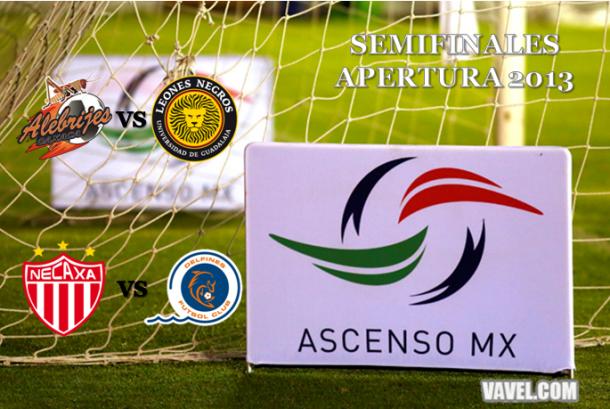 Definidas las fechas y horarios de las Semifinales del Ascenso MX