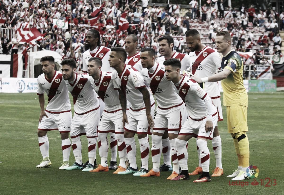 El primer ascenso a Primera División del Rayo Vallecano