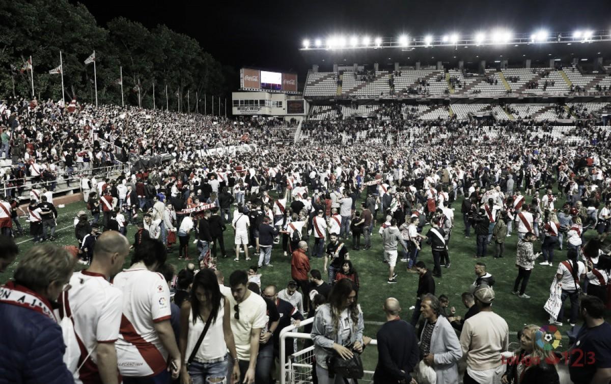Resumen de la temporada 2017/2018: Rayo Vallecano, un ascenso inolvidable