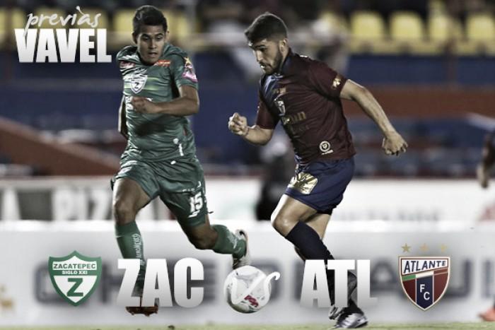 Previa Zacatepec - Atlante: con la vida en juego