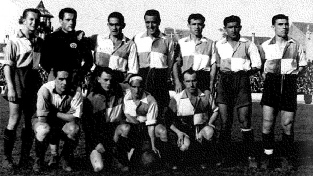 Efemérides: el Sabadell conmemora el 75 aniversario de su primer ascenso a Primera