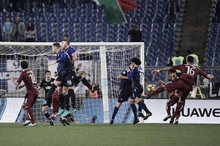 Coppa Italia : Lazio facilmente ai quarti, 4-1 al Cittadella. Torna al gol su azione Immobile, bene Anderson