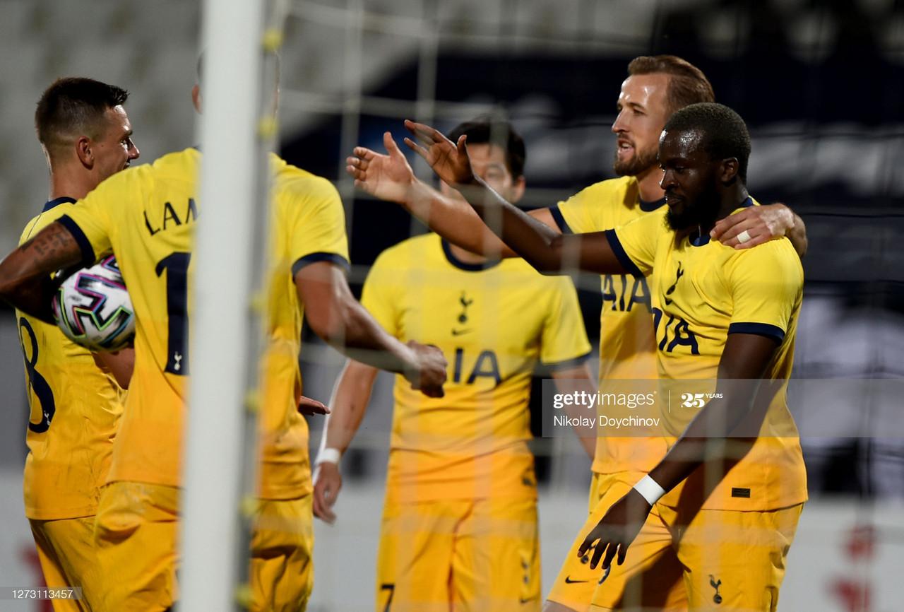 As it happened: Lokomotiv Plovdiv 1-2 Tottenham Hotspur