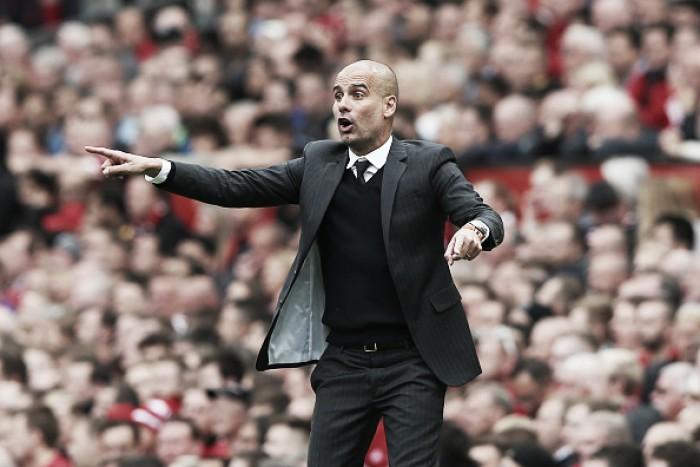 Guardiola exalta caráter e atuação do Manchester City em vitória sobre United
