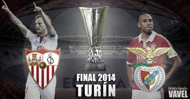 Final Europa League 2014: Sevilla - Benfica, sólo uno puede alcanzar la gloria