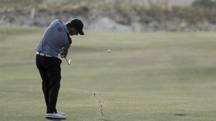 Río 2016: Buen debut de los golfistas argentinos