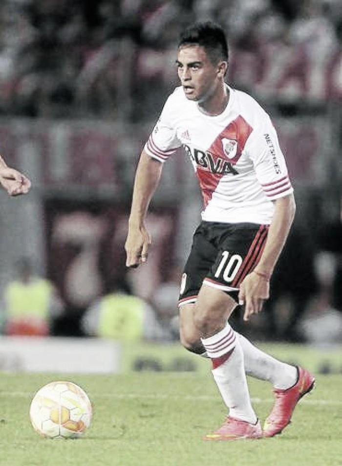 Pity Martínez no se asentó en River