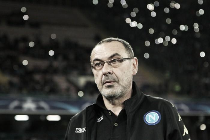Maurizio Sarri defende Napoli após empate na UCL e afirma que vitória 'não faria diferença'