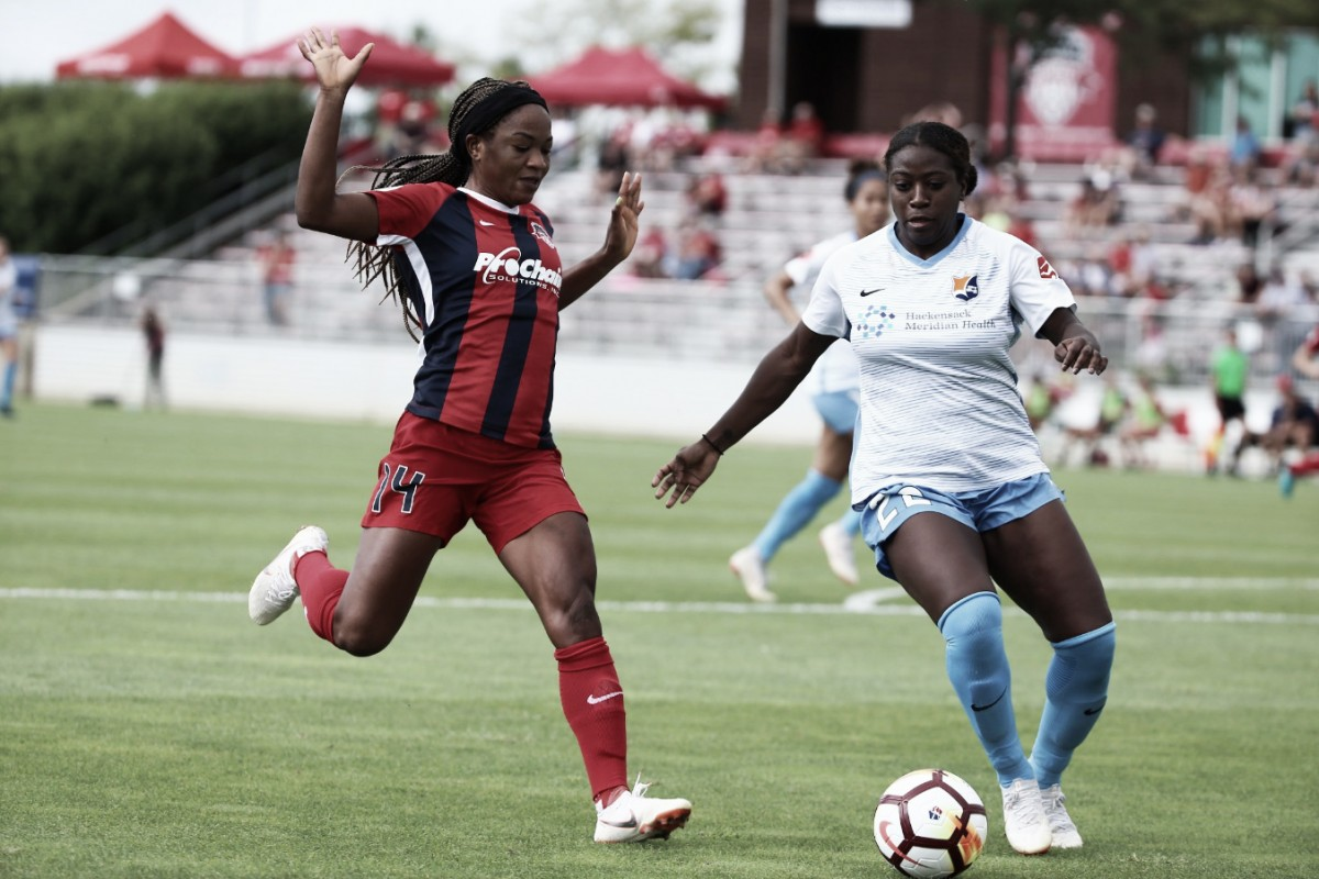 Washington Spirit end 2018 with a 1-1 draw against Sky Blue FC