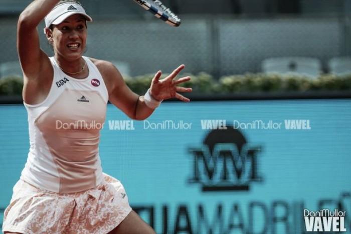 WTA Finals, buona partenza per Muguruza e Karolina Pliskova