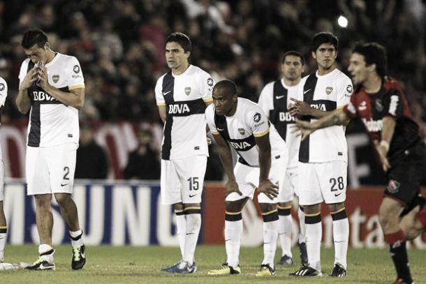 Maldita noche: el último encuentro de Boca por la Libertadores