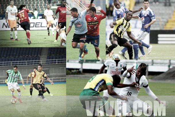 Conteo regresivo en la Liga Postobón 2014-II