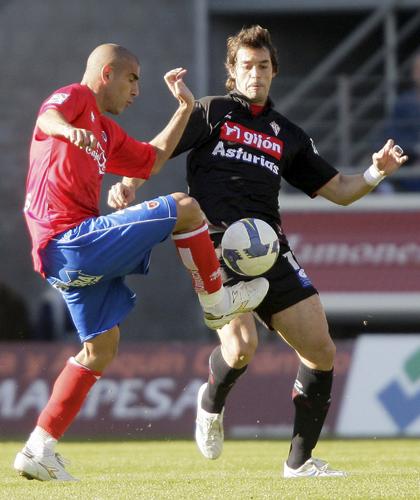 El Sporting empezará la temporada frente al Numancia