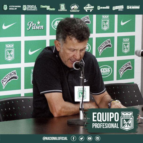 """Juan Carlos Osorio: """"Nacional planifica bien los partidos de ida y vuelta"""""""