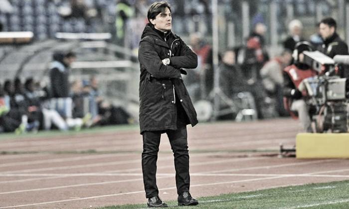 """Milan, Montella in conferenza: """"Abbiamo l'obiettivo e la possibilità di entrare in Europa"""""""