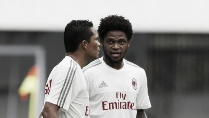 Luiz Adriano dice adiós al Milan en otro día de puro 'mercato' italiano