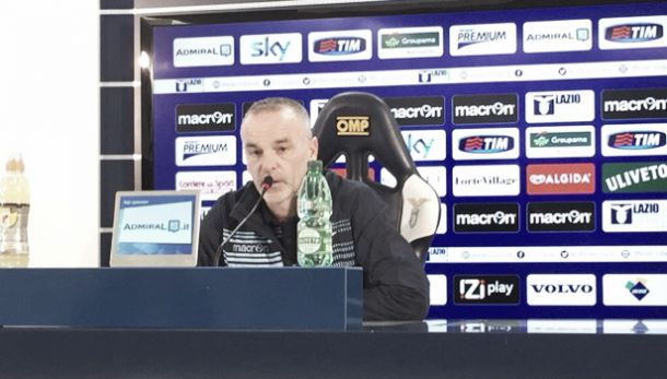 """Lazio, Pioli: """"La classifica ora non è importante, lo sarà da febbraio in avanti"""""""