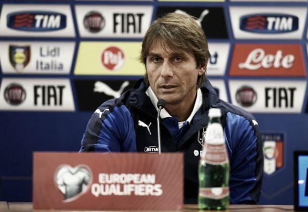 """Italia, Conte: """"Andare all'Europeo sarà un'esperienza unica"""""""