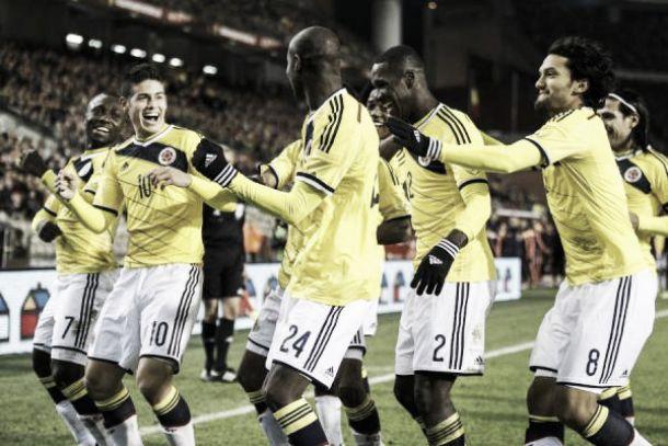 Selección Colombia se mantiene como tercera del mundo
