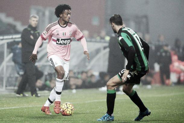 Sansone fa piccola la Juventus