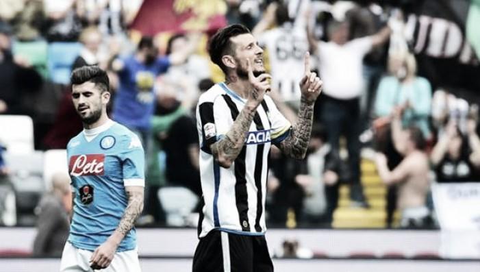 """Verso Udinese - Fiorentina, Thereau: """"Speriamo di fare una grande partita"""""""