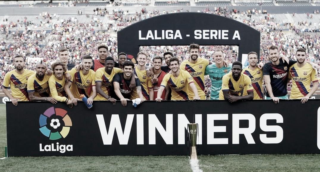 Guia VAVEL La Liga 2019-20: Barcelona