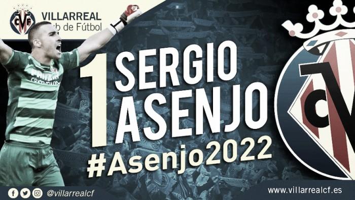 Villarreal renova com goleiro Sergio Asenjo até 2022