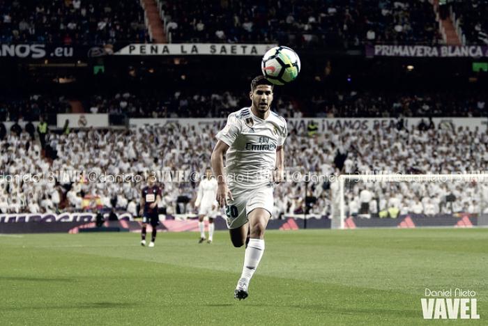 Asensio, elegido mejor jugador ante el Celta por los lectores de Real Madrid VAVEL