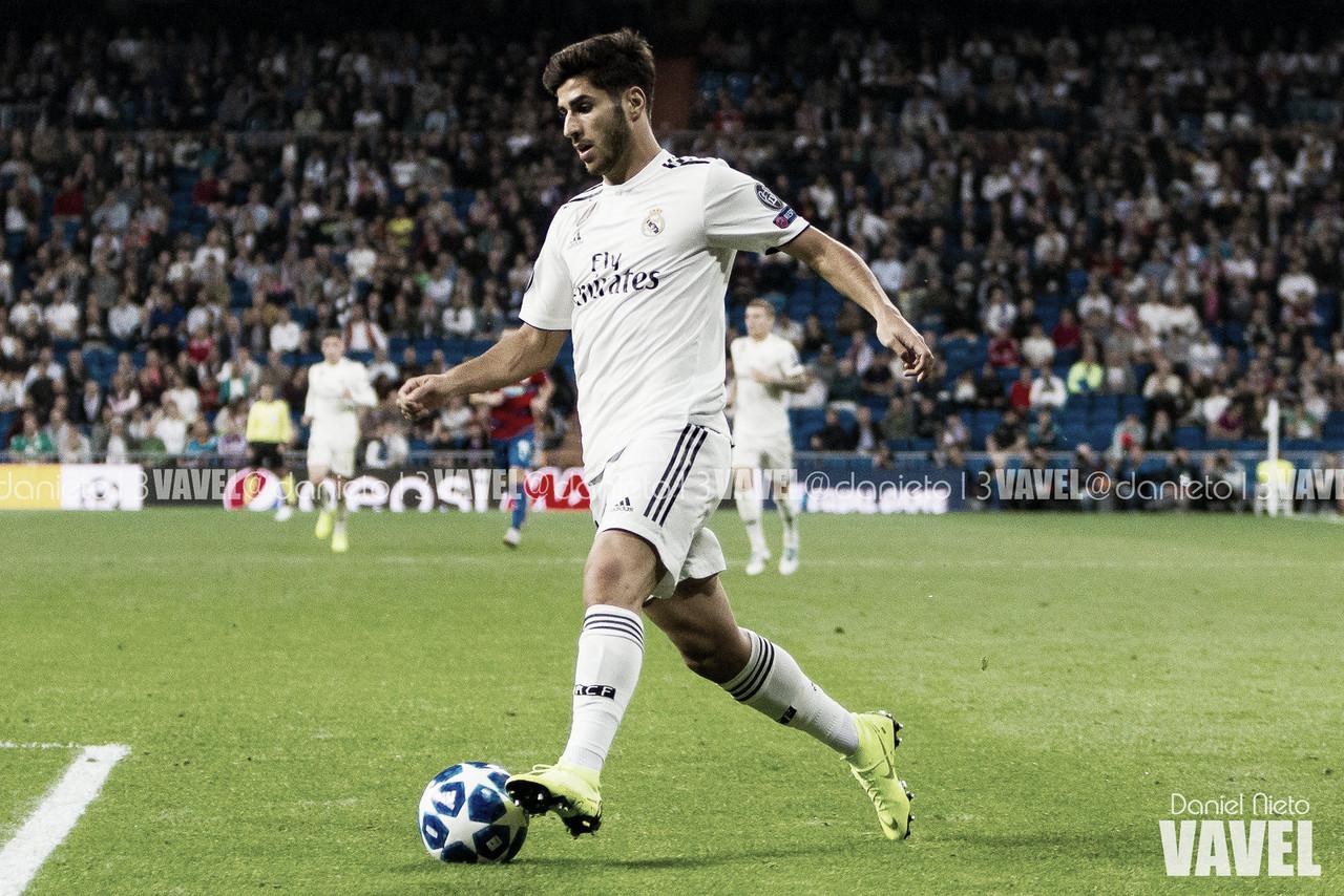 El parón da tregua a los lesionados del Real Madrid