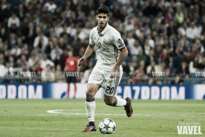 Asensio, MVP del Real Madrid