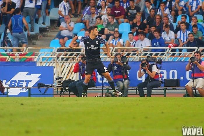 """Asensio: """"Era importante empezar ganando"""""""
